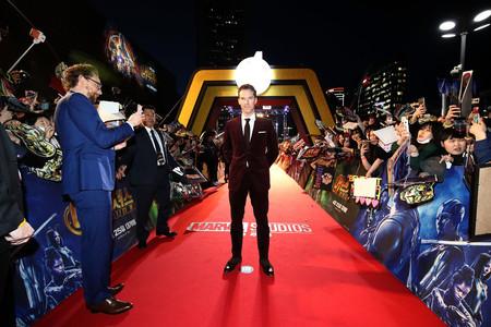 Las Estrellas De Avengers Infinity War Dominan La Red Carpet De La Premiere En Korea