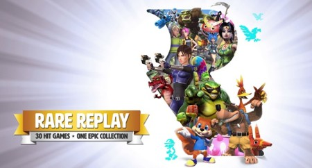 Rare explica las resoluciones y formatos de Rare Replay
