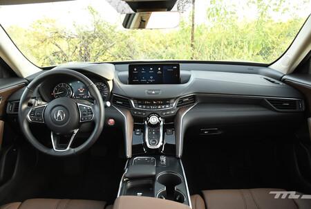 Acura Tlx 2021 Mexico Opiniones Prueba 18