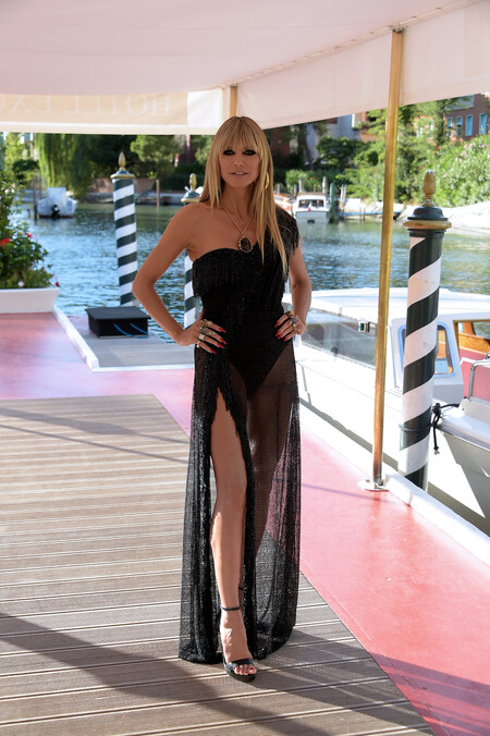 Hedi Klum Dolce Gabbana Hc Venice