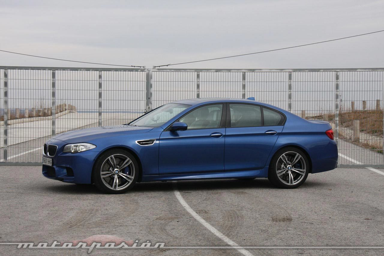 Foto de BMW M5 (Prueba) (39/136)