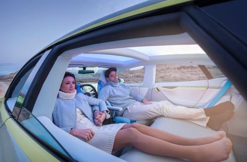 ¿Haremos más el amor en los coches autónomos?