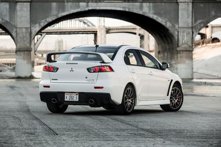 Mitsubishi Lancer Evolution X Final Edition