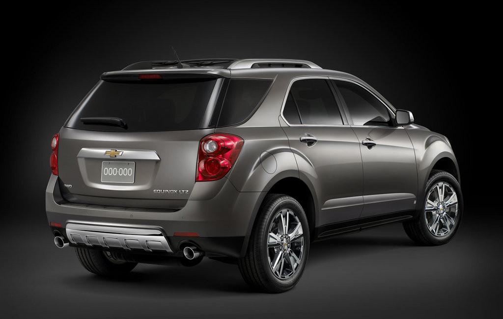 Foto de Chevrolet Equinox (4/12)
