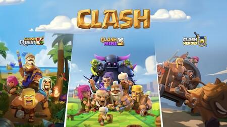 Supercell prepara otros tres juegos basados en el universo y los personajes de 'Clash of Clans': 'Quest', 'Mini' y 'Heroes'