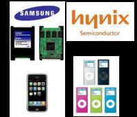 Apple a la caza y captura de proveedores de memorias flash