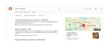 DuckDuckGo, el buscador en el que prima la privacidad, pasa a usar Apple Maps