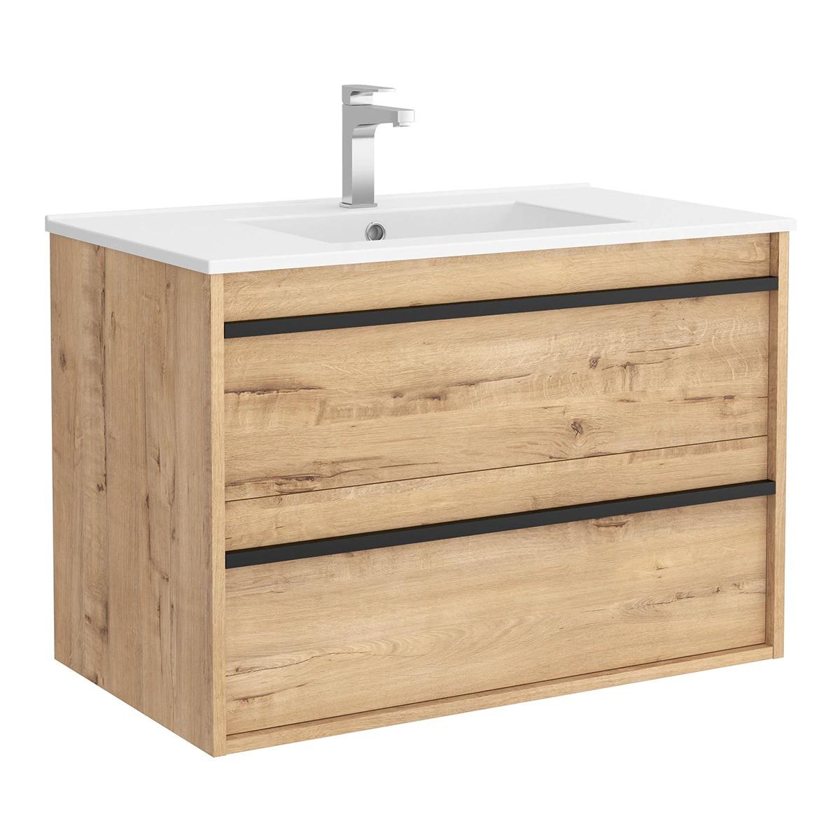 SALGAR Mueble de baño con lavabo y 2 cajones Attila Salgar    (0) Escribe una opinión 329 €