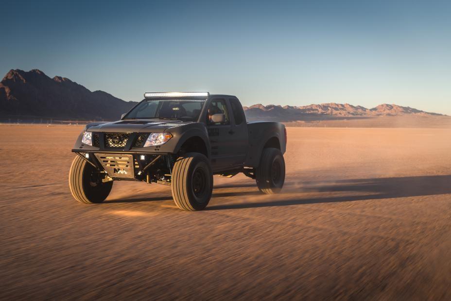 Foto de Nissan Frontier Desert Runner (12/22)