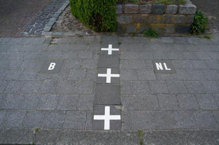 Baarle Holanda Belgica