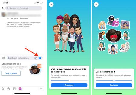 Facebook Avatars Mexico