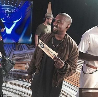 Kanye West intenta entrar en 'American Idol'... cantando una canción suya
