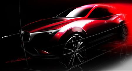 El nuevo Mazda CX-3 estará en Los Ángeles