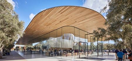 Apple Park Visitor's Center, un modelo de espacio público que antepone la accesibilidad
