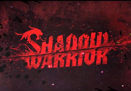 Sangre y música ochentera en el tráiler de lanzamiento de 'Shadow Warrior'