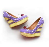 La nueva moda de los Shoes Bakery, para fetichistas o fashionistas golosos