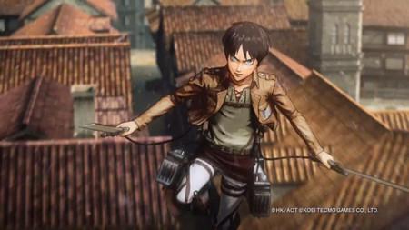 El juego de Shingeki no Kyojin para PS3, PS4 y PSVita muestra su segundo teaser