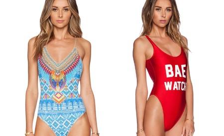 6 Bañadores para este verano por menos de 10 euros ¡Puedes estrenar bañador por muy poco dinero!