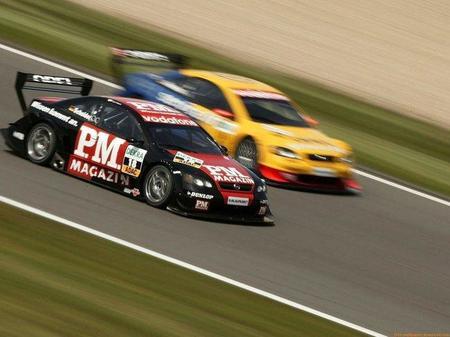 Opel se interesa por el DTM