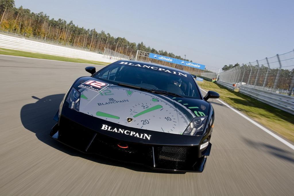 Lamborghini Super Trofeo Gallardo LP560-4
