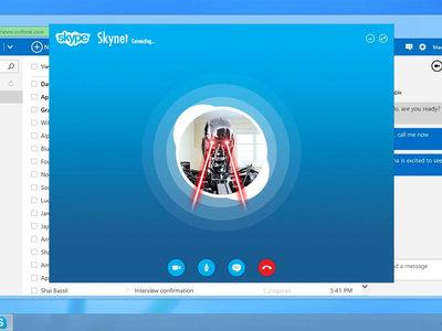 Facebook entrenó una inteligencia artificial viendo cientos de conversaciones en Skype