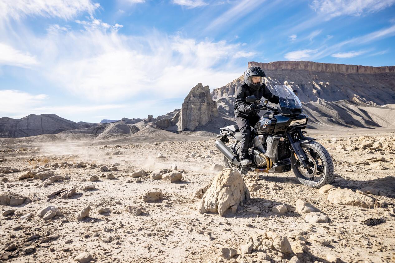 Foto de Harley-Davidson Pan America 1250 2021 (11/12)