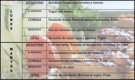 Tu dieta semanal con Vitónica (XII)