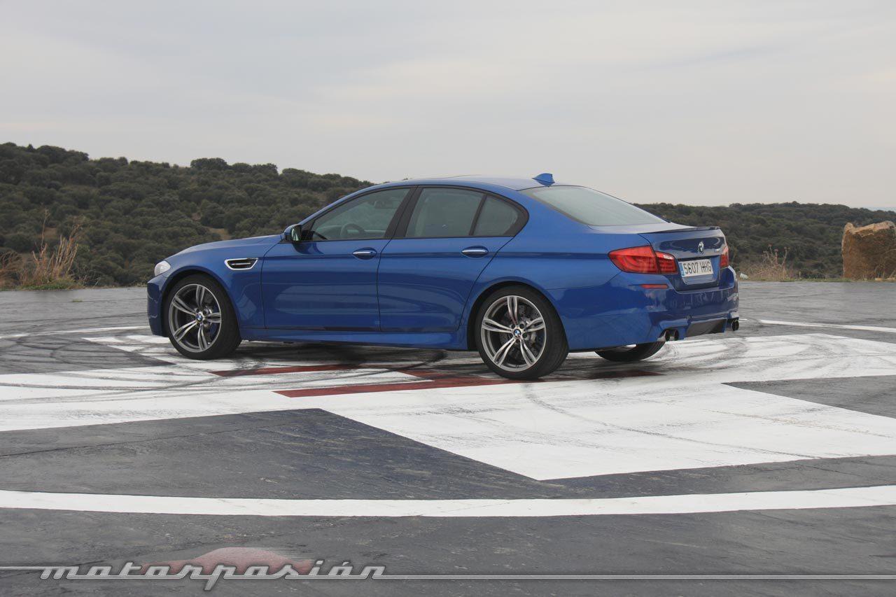 Foto de BMW M5 (Prueba) (5/136)
