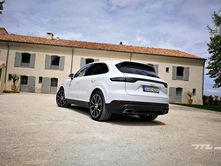 Porsche cayenne e-hybrid phev