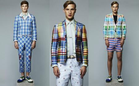 Moda para hombres: Thom Browne es el diseñador del momento para el CFDA