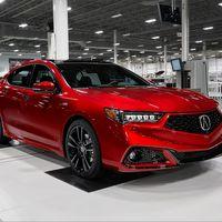 Los primeros Acura TLX PMC fabricados a mano llegarán muy pronto a los concesionarios