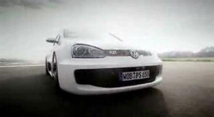 Jeremy Clarkson le mete mano al Volkswagen Golf GTI W12 650 Concept