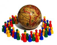 Una aplicación que muestra los nacimientos y defunciones de todo el mundo y en tiempo real