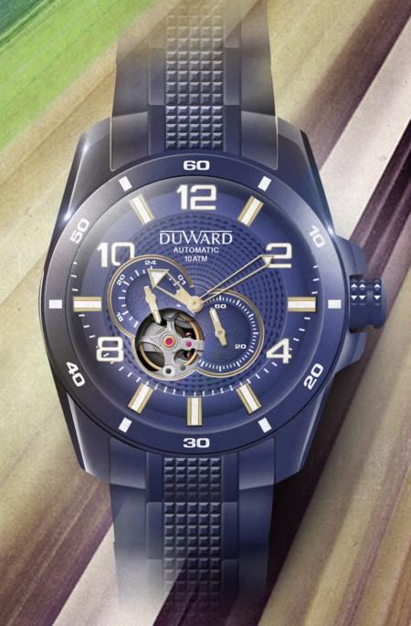 De siempre y de ahora: reloj Duward Automatic Racing