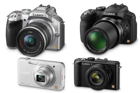 Panasonic presenta una potente Lumix G5, la esperada LX7 y la ultrazoom FZ200 entre otras