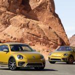 El Volkswagen Beetle Dune llega a España en versión coupé y cabrio