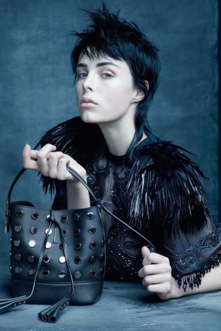 Edie Campbell Louis Vuitton verano 2014