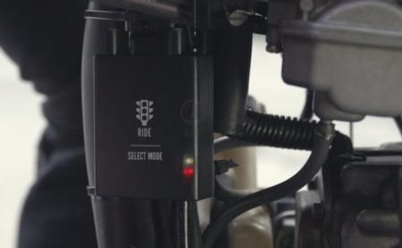 Scorpio Ride mantiene vigilada tu moto y manda avisos a tu smartphone si pasa algo