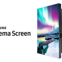 Con nuevas pantallas LED 4K es como Samsung quiere revolucionar las salas de cine