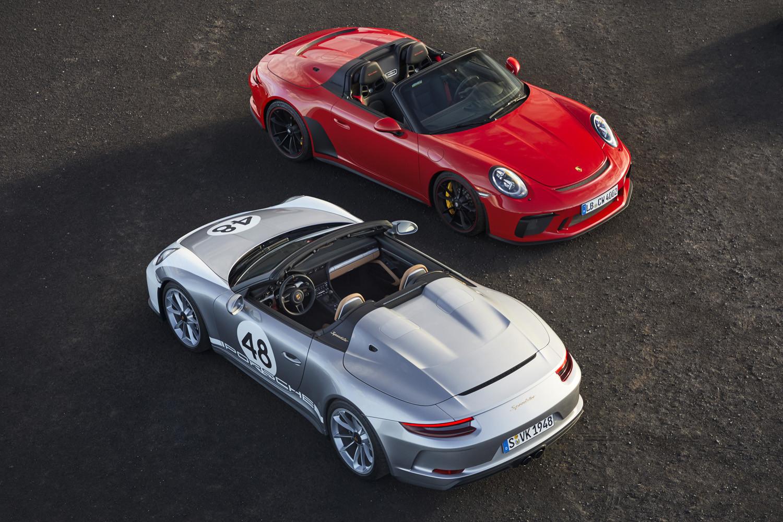 Foto de Porsche 911 Speedster 2019 (18/43)