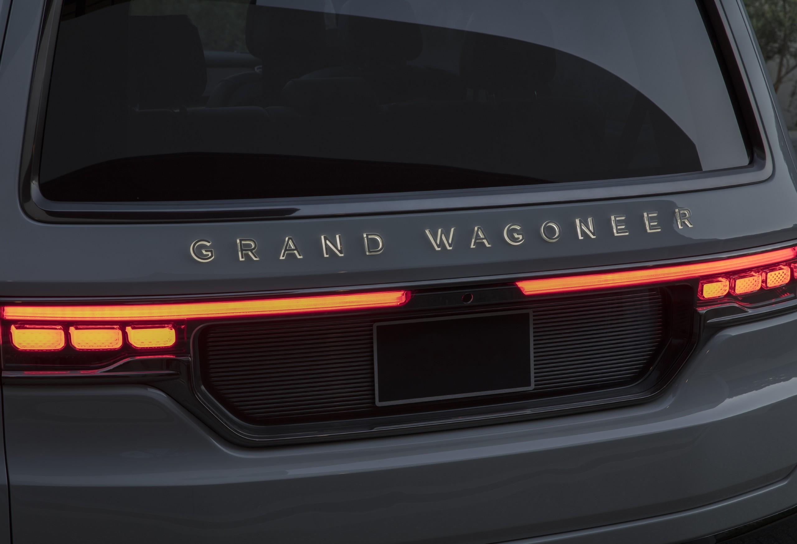Foto de Jeep Grand Wagoneer Concept (35/63)
