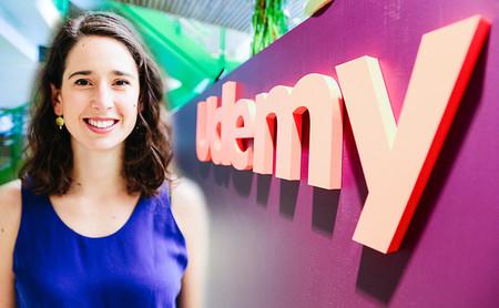 """""""No tenemos intención de reemplazar a la educación tradicional"""", Denisse Halm, Directora General de Udemy España"""