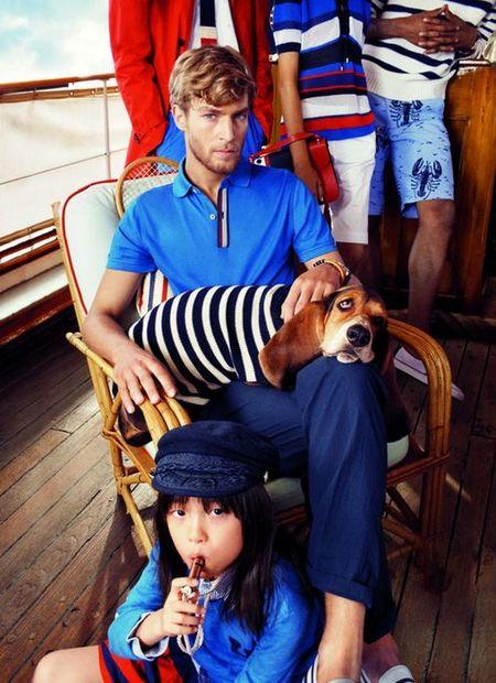 Tommy Hilfiger primavera-verano 2013: el estilo marinero nunca pasa de moda