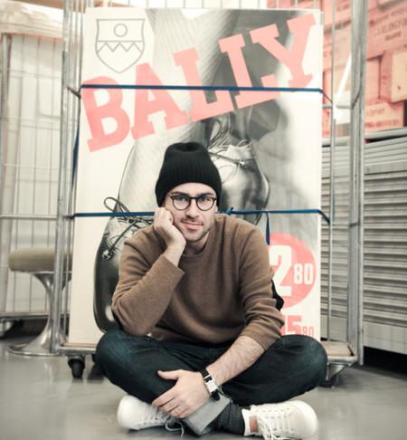 Pablo Coppola presenta su primera colección para Bally