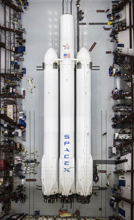 Falcon Heavy Real