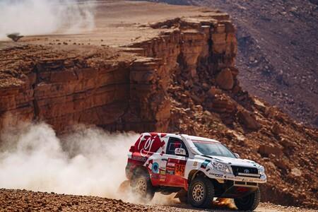 Carlos Sainz encabeza las inscripciones para el Dakar 2021 pero no están habituales como Jesús Calleja o Cristina Gutiérrez