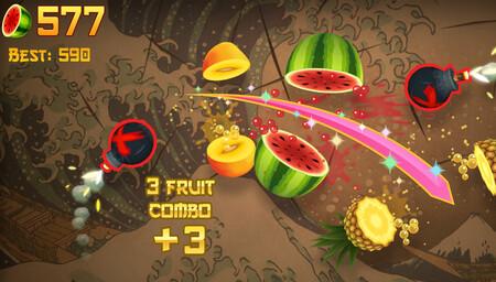 """Apple agrega 32 juegos """"clásicos"""" a Apple Arcade: 'Fruit Ninja Classic', 'Backgammon' y hasta ajedrez se suman al servicio"""