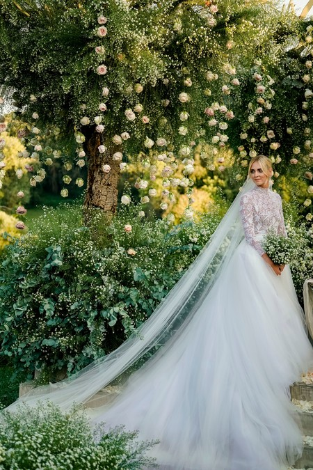 Dior Chiara Ferragni Wedding C David Bastianoni 8