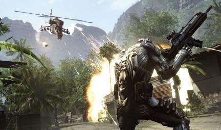 Crysis llegará el 16 de Noviembre