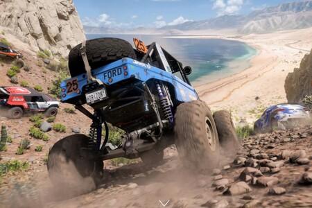¡Espectacular! El Forza Horizon 5 se ha dejado ver al completo, promete emociones fuertes y un grandísimo apartado gráfico